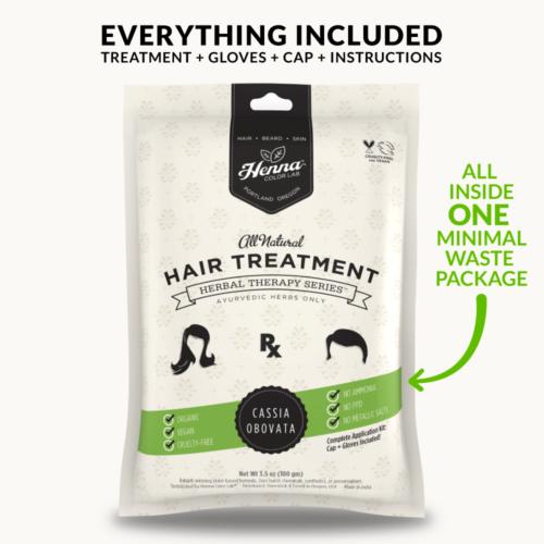 cassia obovata hair treatment
