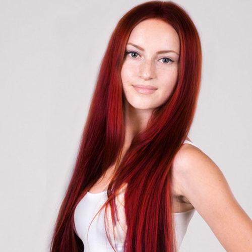 Wine Red Henna Hair Dye HCL