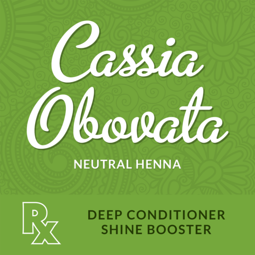 Hair Treatment Cassia Obovata Neutral Henna