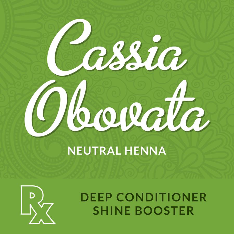 Hair Treatment Cassia Obovata Neutral Henna
