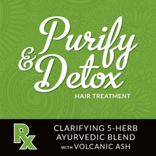 Hair Treatment Purify and Detox