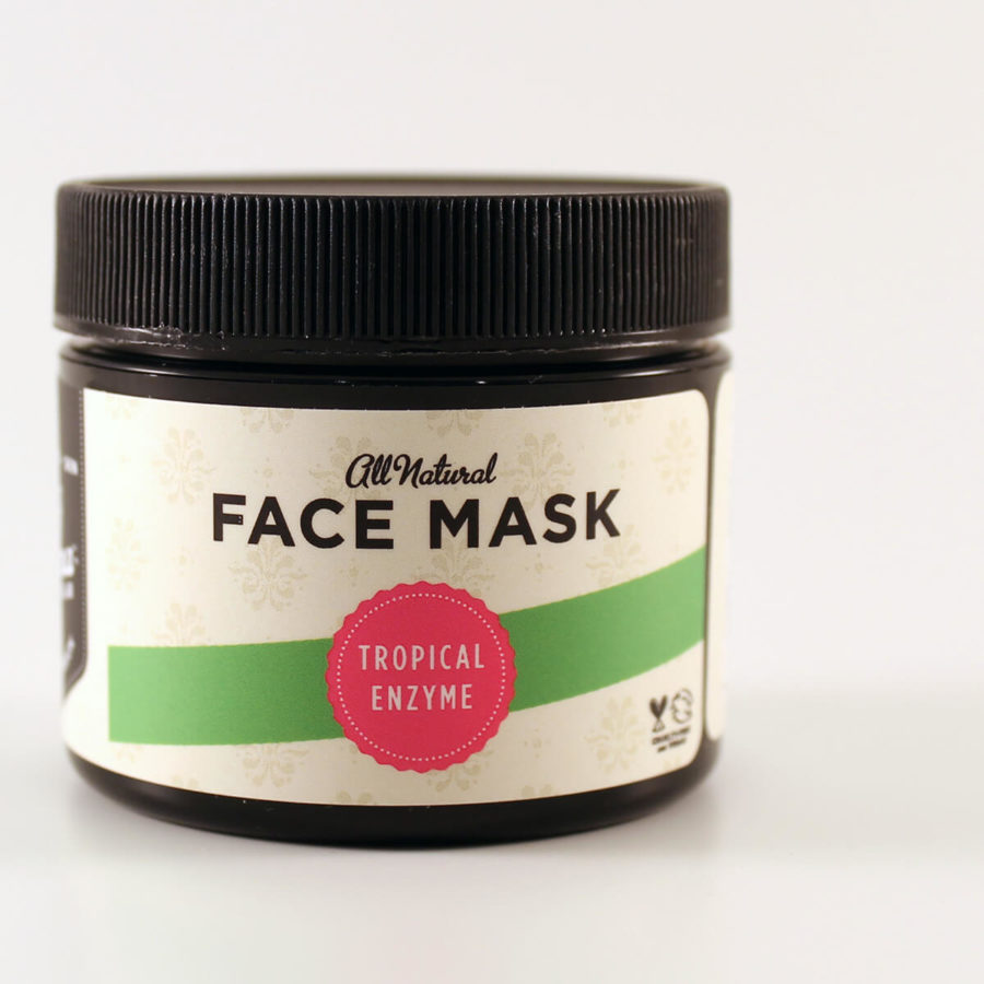 fruit enzyme face mask